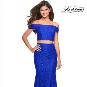 2-piece Prom dress